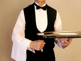cater waiters